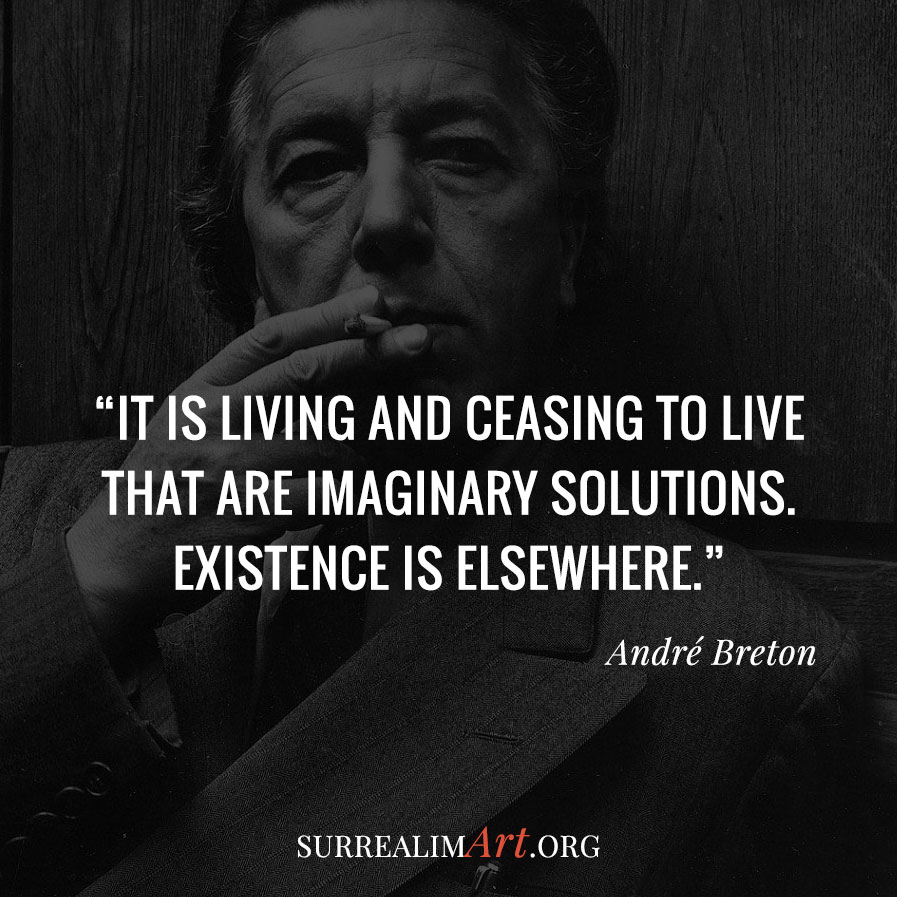 Surrealism Quotes II  |Surreal Art Quotes