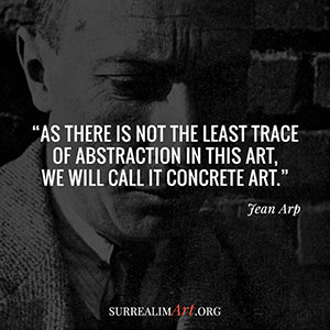 Quote by Jean Arp