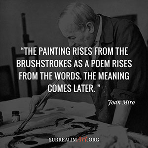Quote by Joan Miro
