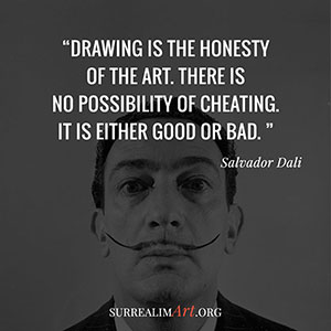 Quote by Salvador Dali
